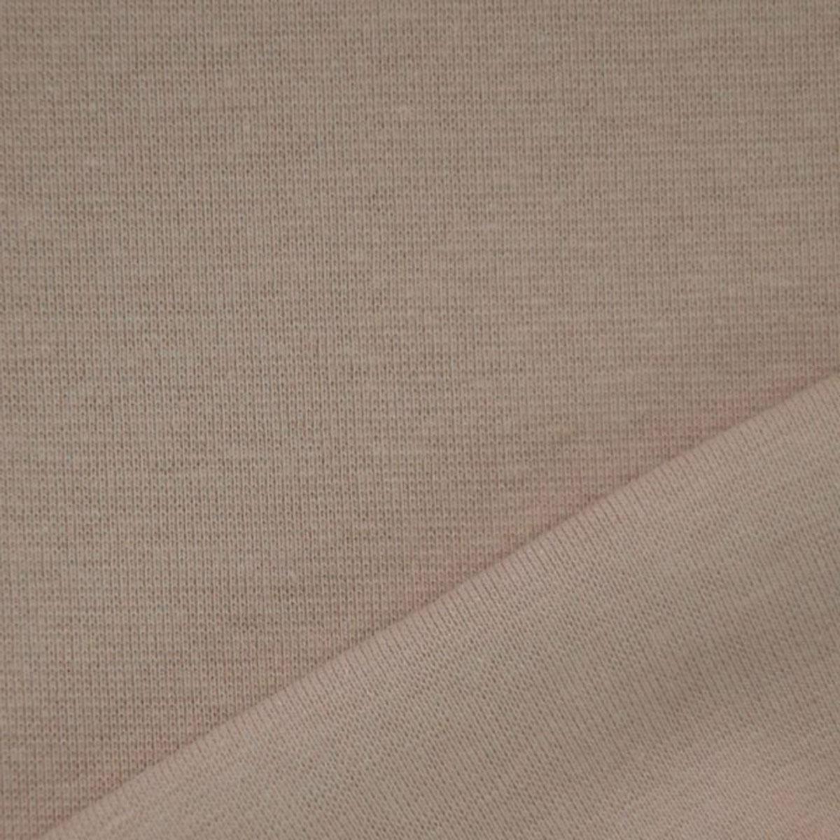 50cm Bündchen / Schlauchware glatt beige 4005