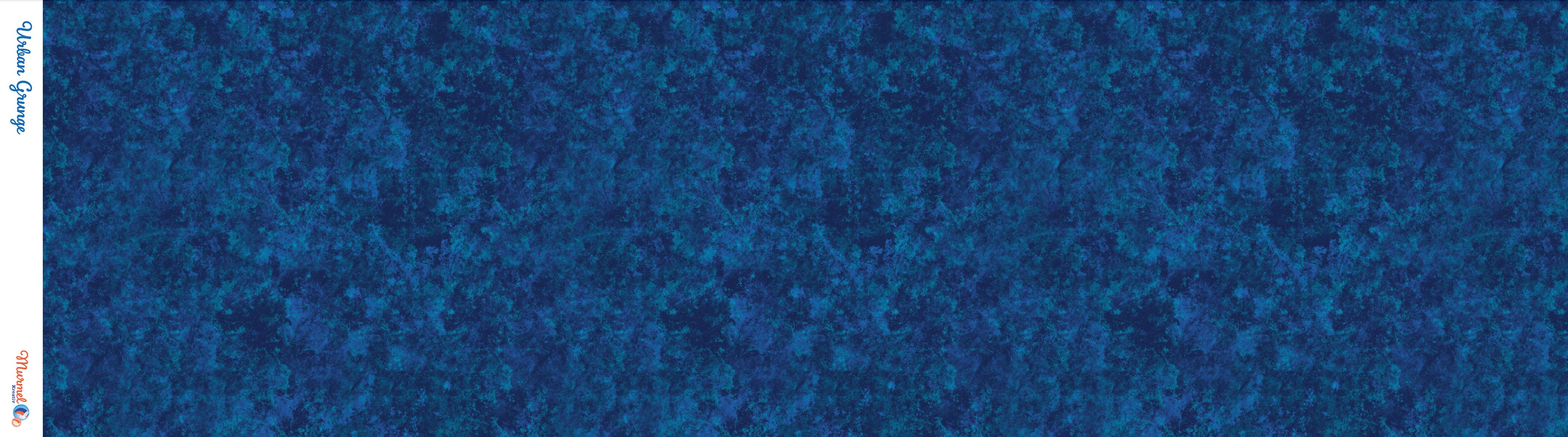 "Jersey Urban grunge ""dunkel blau"" Meterware"