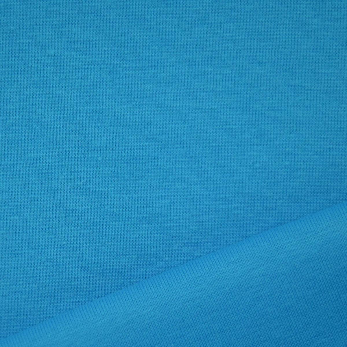 50cm Bündchen / Schlauchware kräftig türkis 7030