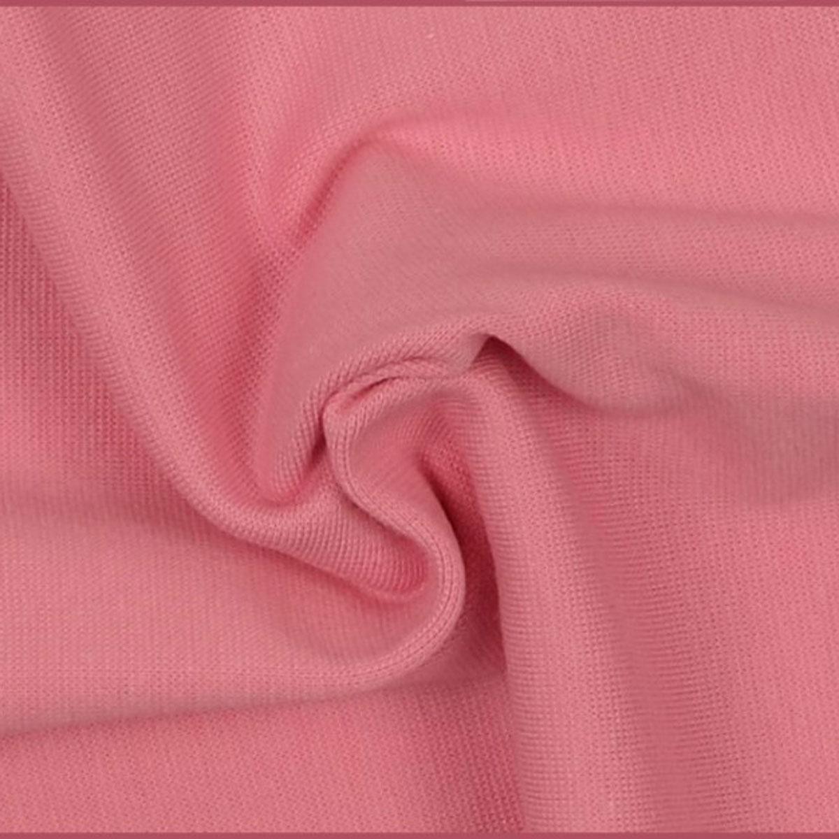 50cm Bündchen / Schlauchware rosa 5017