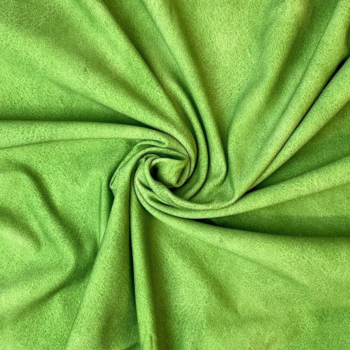 "Jersey Lederprint ""green"" Meterware"